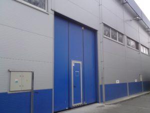 138 m2 - nové skladové priestory