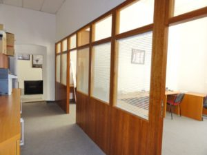 86 m2 a 99 m2 - administratívne celky v centre mesta