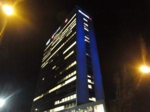 od 65 m2 až po 405 m2 - kancelárie - Tower 115