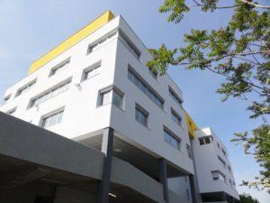od 400 m2 až po 800 m2 - administratívne priestory v novom objekte