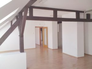 150 m2 - 238 m2 - priestranné podkrovné priestory