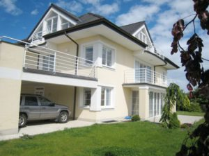 3- podlažný nový rodinný dom - 350 m2