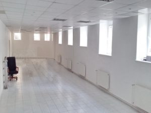 110 m2 - 170 m2 - nebytový priestor na podnikanie