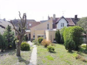 117 m2 - príjemný , menší rod. dom s veľkou záhradou