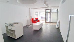 60 m2 - nový obchodný priestor