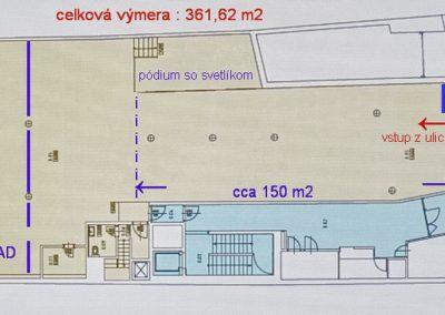 OB cca 150 m2