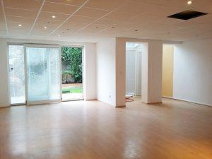 210 m2 - príjemné kancelárie v RD s menšou záhradou v tichej lokalite