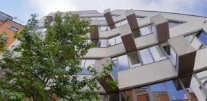 110 m2 (+17m2 zázemie) a 70 m2  – priestory v štýlovej budove vo vysokom štandarde